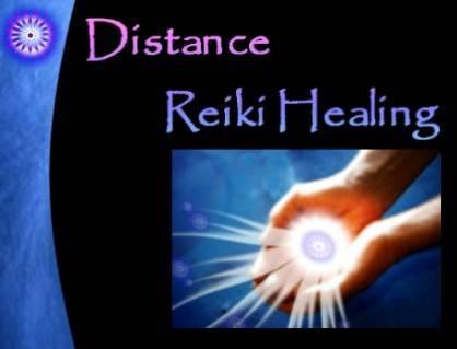 long distance healing
