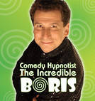 Hypnotist Incredible BORIS - Motivational Keynote speaker