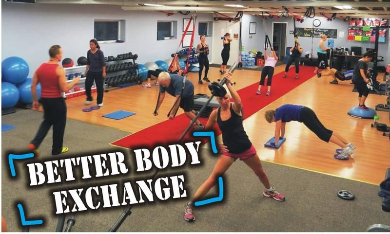 Better Body Exchange Class