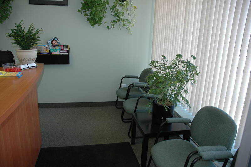 Clinic Waiting Room